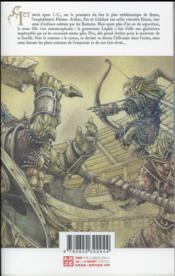 Bestiarius T.3 - 4ème de couverture - Format classique