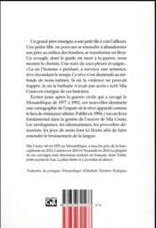 Histoires rêvérées - 4ème de couverture - Format classique