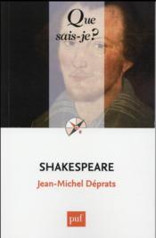 Shakespeare - Couverture - Format classique
