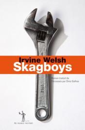 Skagboys - Couverture - Format classique