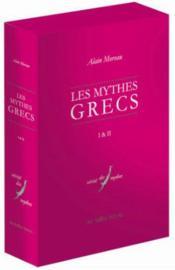Les mythes grecs t.1 et t.2 - Couverture - Format classique