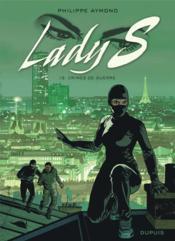 Lady S. T.13 ; crimes de guerre - Couverture - Format classique