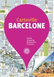Barcelone (édition 2018) - Couverture - Format classique