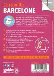 Barcelone (édition 2018) - 4ème de couverture - Format classique