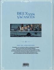 Deux ans de vacances T.1 - 4ème de couverture - Format classique
