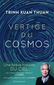 Vertige du cosmos - Couverture - Format classique
