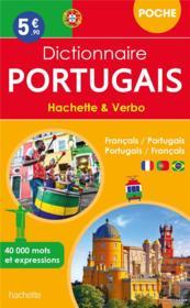 Dictionnaire Hachette & Verbo poche ; français-portugais / portugais-français - Couverture - Format classique
