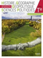Histoire géographie, géopolitique, sciences politiques terminale ; manuel élève (édition 2020) - Couverture - Format classique