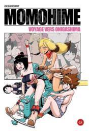 Momohime ; voyage vers Onigashima - Couverture - Format classique