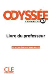 FLE : A2 : livre du professeur (édition 2021) - Couverture - Format classique