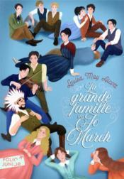 La grande famille de Jo March - Couverture - Format classique