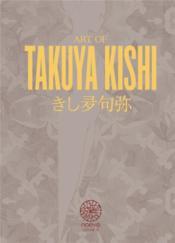 Art of Takuya Kishi - Couverture - Format classique