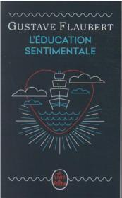 L'éducation sentimentale - Couverture - Format classique