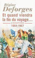La bicyclette bleue T.10 ; et quand viendra la fin du voyage, 1964-1967 - Couverture - Format classique