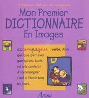 Mon Premier Dictionnaire En Images - Intérieur - Format classique