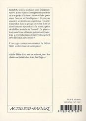 Machine sans cible - 4ème de couverture - Format classique
