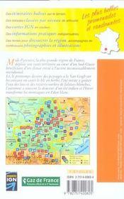 Midi-pyrenees a pied ned -09-12-31-32-46-65-81-82 - pr-re02 - 4ème de couverture - Format classique