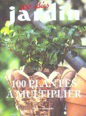 100 plantes a multiplier - Intérieur - Format classique