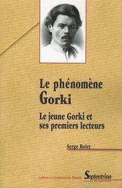Le Phenomene Gorki - Intérieur - Format classique