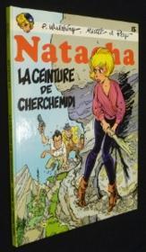 Natacha T.15 ; la ceinture de cherche midi - Couverture - Format classique
