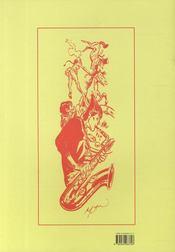 Les Zingari t.1 - 4ème de couverture - Format classique