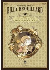 Billy Brouillard t.2 ; les comptines malfaisantes - Couverture - Format classique