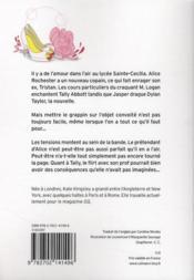 Secrets et menteuses - 4ème de couverture - Format classique