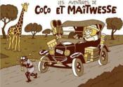 Coco et maitwesse - Couverture - Format classique