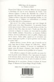 Mille francs de récompense - 4ème de couverture - Format classique