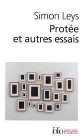 Protée et autres essais - Couverture - Format classique