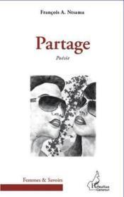 Partage poésie - Couverture - Format classique