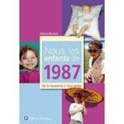 Nous, les enfants de ; 1987 - Couverture - Format classique