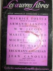 Les Oeuvres Libres. Revue mensuelle consacrée à l'inédit. N°146. - Couverture - Format classique