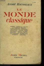 Le Monde Classique. - Couverture - Format classique