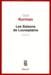 Les saisons de Louveplaine - Couverture - Format classique
