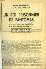 Fantomas - Un Roi Prisonnier De Fantomas N°9 - Couverture - Format classique
