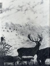 Les animaux de distance - 4ème de couverture - Format classique