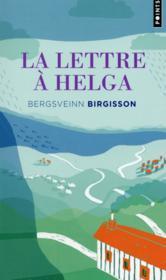 La lettre à Helga - Couverture - Format classique