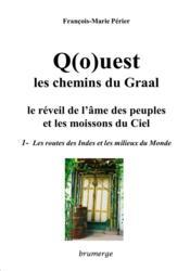 Q(o)uest ; les chemins du Graal t.1 - Couverture - Format classique