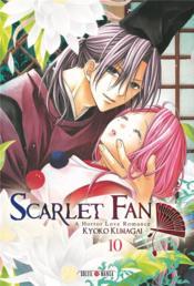 Scarlet fan t.10 - Couverture - Format classique