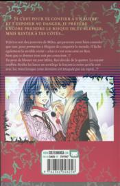 Scarlet fan t.10 - 4ème de couverture - Format classique