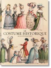 Racinet ; le costume historique - Couverture - Format classique