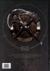 Mjöllnir T.3 ; un monde sans dieux - 4ème de couverture - Format classique