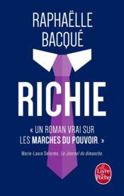 Richie - Couverture - Format classique