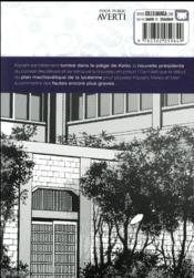 Prison school T.12 - 4ème de couverture - Format classique