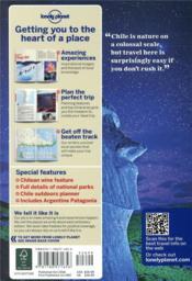 Chile & Easter island (11e édition) - 4ème de couverture - Format classique