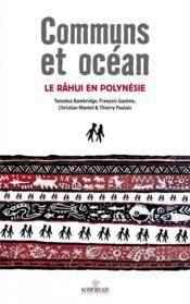 Communs et océans - Couverture - Format classique