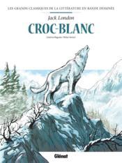 Croc-Blanc - Couverture - Format classique