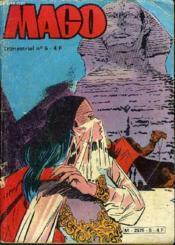 Mago - trimestriel n°5 - Cagliostro, aux royaumes des ombres - Couverture - Format classique