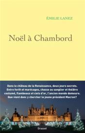 Noël à Chambord - Couverture - Format classique